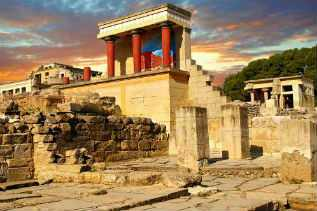 Excursion to Knossos Palace